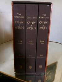 The complete set of Calvin and Hobbes Las Vegas, 89145