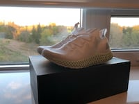 pair of brown Adidas Yeezy Boost 350 Markham, L3P 0V1
