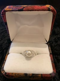 Faux Pearl Ring Toronto, M3H 2T7