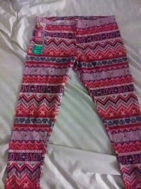 red, white, and black tribal pants Sun City, 85351