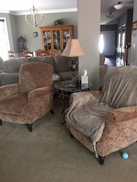 Recliner with slipcover from Wayfair  Winfield, 60190