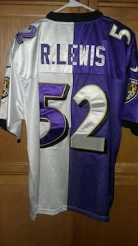 Ray Lewis official  NFL jersey  Edgewood, 21040