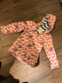 Hatley Girls Raincoat