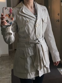 Women's Spring / Rain Trench Coat