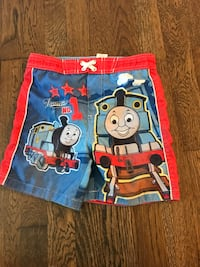 Thomas train shorts 3t/5t elastic giving also other itens for sale ask for pricing  Springfield, 22152