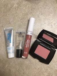 Make up lot: Lancôme blush, primer, etc