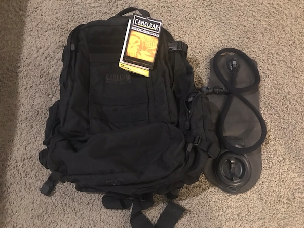 New (with tags) camelback back pack - $75 or best offer