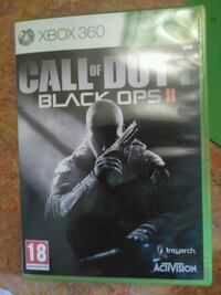 Call of Duty Black Ops 2 Xbox 360 spill tilfelle Bergen, 5033