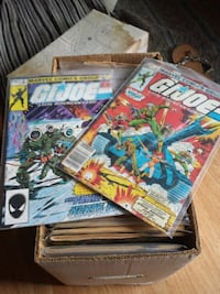 G.I.Joe comics 1st edition  Loves Park, 61111