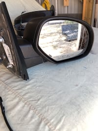 Pass side power mirror 2007 Chevy truck $50. Ea Grille $125.