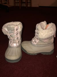 Girl Snow Boots