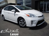 2015 Toyota Prius FWD Series Two