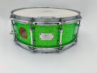 """OCDP 14x5.5"""" 20 Ply Maple Snare with sound ports Hazel Park"""