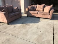 Couch and Loveseat Set only $300 today only Marina, 93933