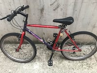 "Mountain bike ragazzo 24"" marca canyon 6813 km"