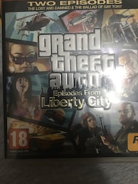 Grand Theft Auto: Episodes From Liberty City - PS3 Oyun Çankaya, 06450