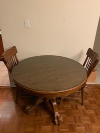 Hardwood Furniture Set (10 piece) Toronto, M6B 1B5