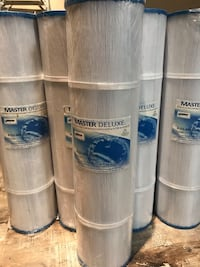 5 new, unused hot tub filters  Barrie, L4M 6V6