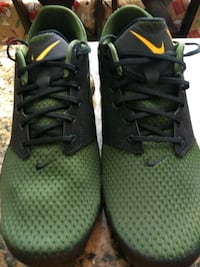 Vapormax size 11 with the Box Los Angeles, 90044