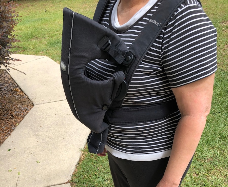 Photo Baby Bjorn Carrier