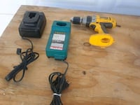 Dewalt charger- makita charger-screwgun no battery Las Vegas, 89178