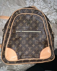 2 Louis Vuitton backpacks  Edmonton, T5L 3W8
