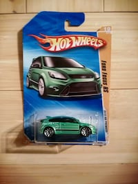 HOT WHEELS Ford Focus RS Guelph