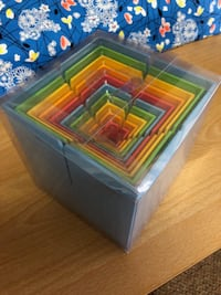 assorted-color puzzle box lot Leesburg