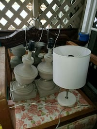 Lamps  for sale Capitol Heights, 20743