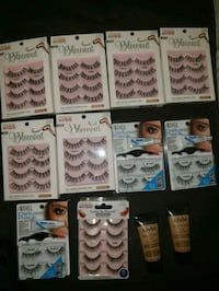 Brand new lashes and makeup Lubbock, 79407