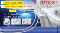 Bidet Toilet Hot and Cold Metal Laval, H7G 3A5