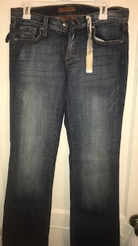 Blue denim straight cut jeans brand new never worn Riverdale, 20737