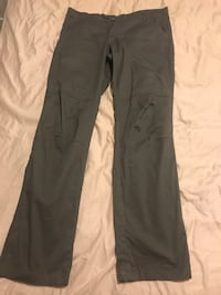 McKinley Dry Climate Hiking Pants- Grey Size 34 Coquitlam, V3B