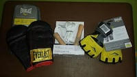 Everlast boxing gloves / speed bag gloves /  Toronto, M2R