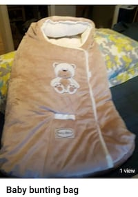 Baby bunting bag new Barrie, L4N 7H8