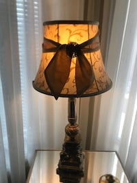 Set of two antique lamps Mississauga