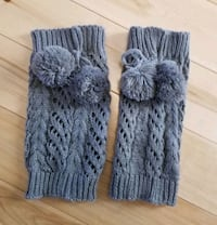 NEW Gray Boot Cuffs Andover, 55304
