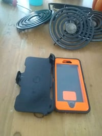Iphone 6 otter box case. Warrensburg, 12885