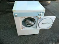 white front-load clothes dryer Accokeek, 20607