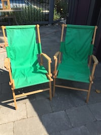 Lawn chairs Whitchurch-Stouffville, L4A 1G2