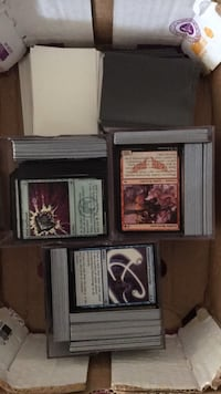 Magic The Gathering cards w/sleeves Colorado Springs, 80910