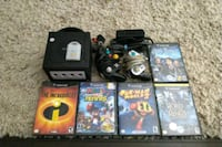 Gamecube with Mario Tennis,Pacman 2 controllers New Tecumseth, L9R 0E1