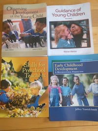 Early childhood education books Toronto, M2N 0A5