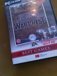 MEDAL  OF  HONOR  ~ WAR CHEST  3 OYUN  - 4 CD