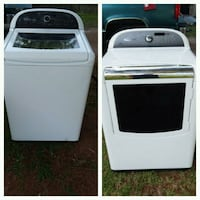 Whirlpool washer and dryer set asking $1500 obo Austin