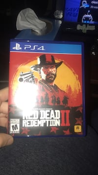 Red Dead Redemption 2 Ps4 1312 km