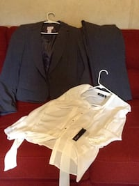 Ladies xl Candies suit. New apt. 9 top. Never worn. $14 for all. Fairview, 28732