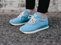 Кроссовки saucony jazz o quilted light blue