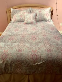 Ensemble lit double pour fille/ comforter set for full/double bed Laval, H7L 1W3