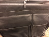 DELL LEATHER LAPTOP BRIEFCASE